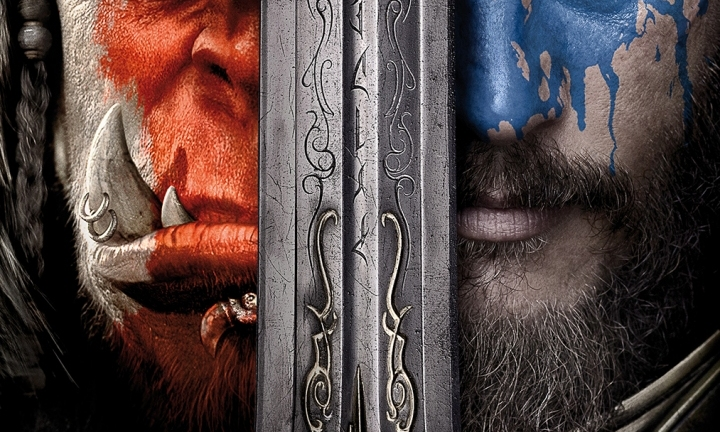 Warcraft: The Beginning UK poster