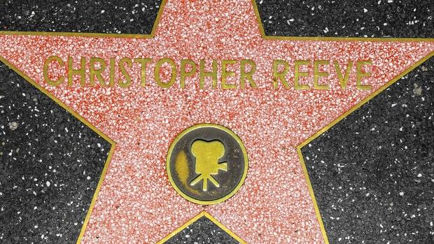 Christopher Reeve Hollywood Walk of Fame Star