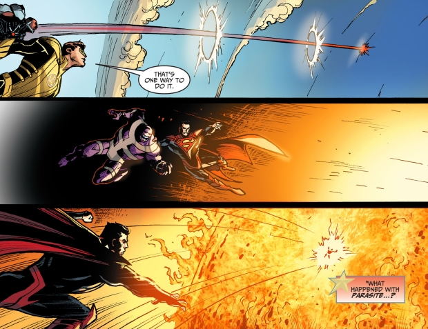 The Many Deaths Of Injustice Gods Among Us Den Of Geek