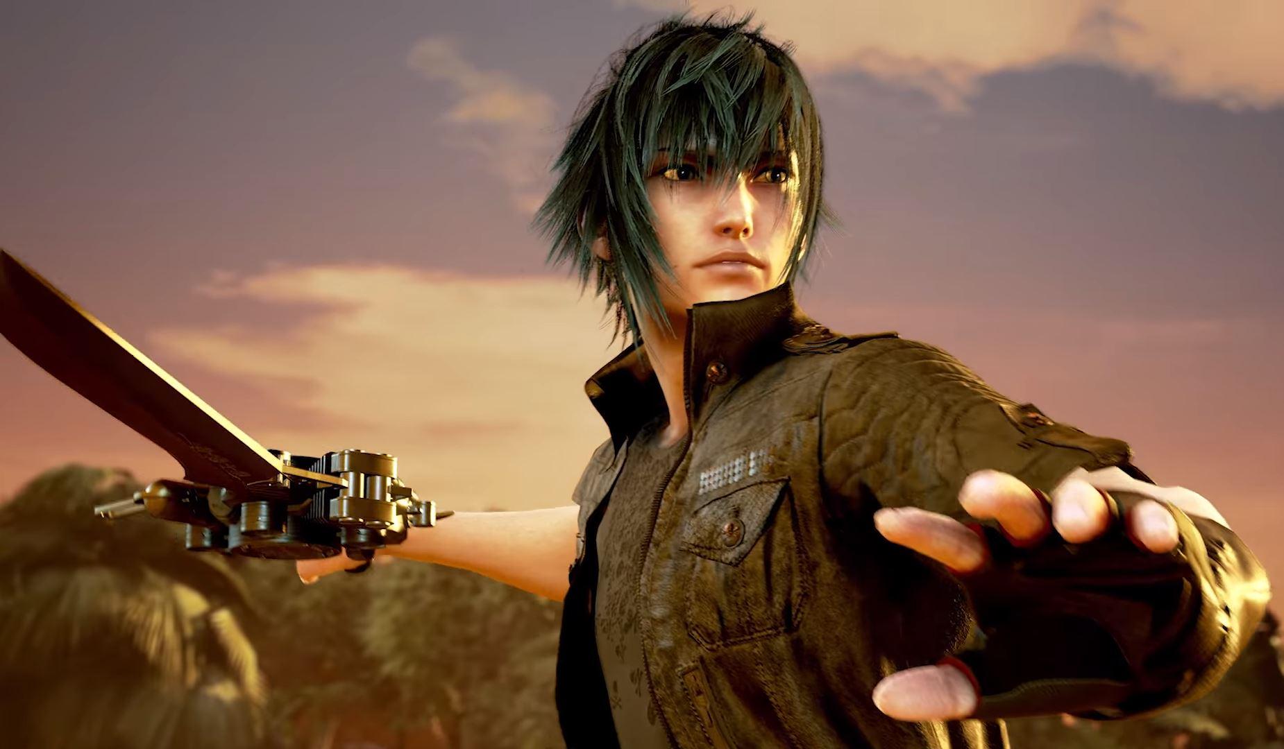 Tekken 7 Final Fantasy S Xv S Noctis Joins The Roster Den Of Geek