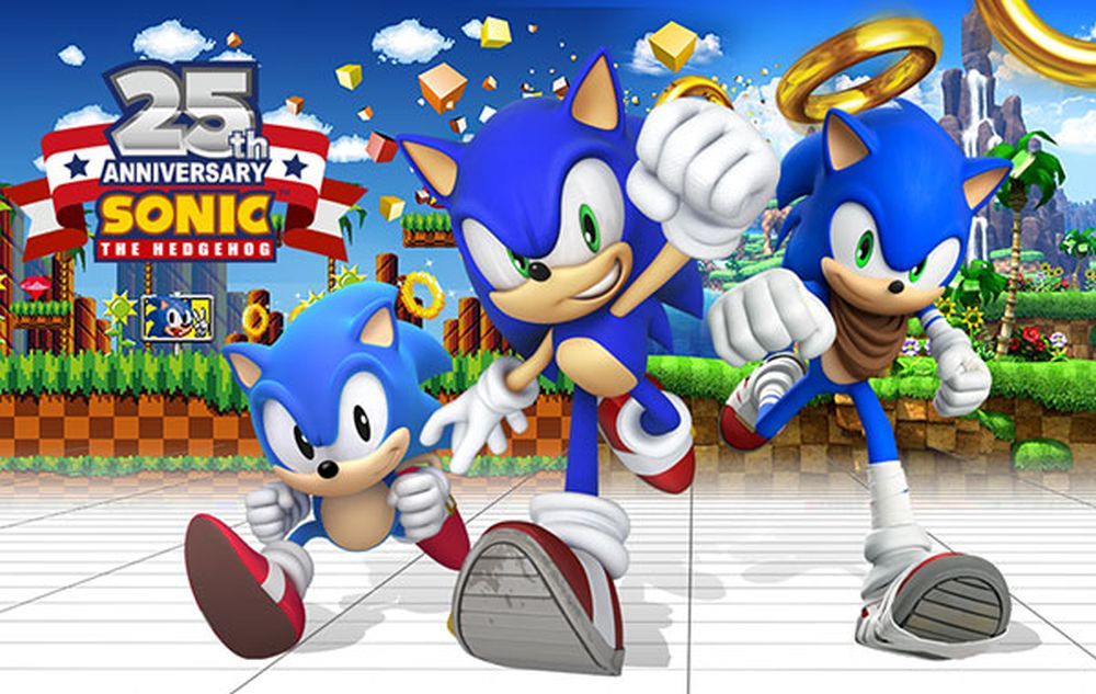 Sonic The Hedgehog The Rise And Fall Of Sega S Blue Blur Den Of Geek