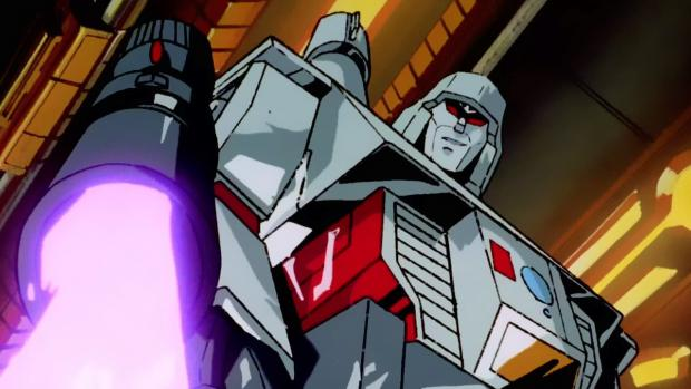 Megatron in Transformers: The Movie (1986)