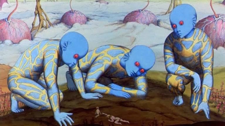 Fantastic Planet A Psychedelic Adult Animation Classic Den Of Geek
