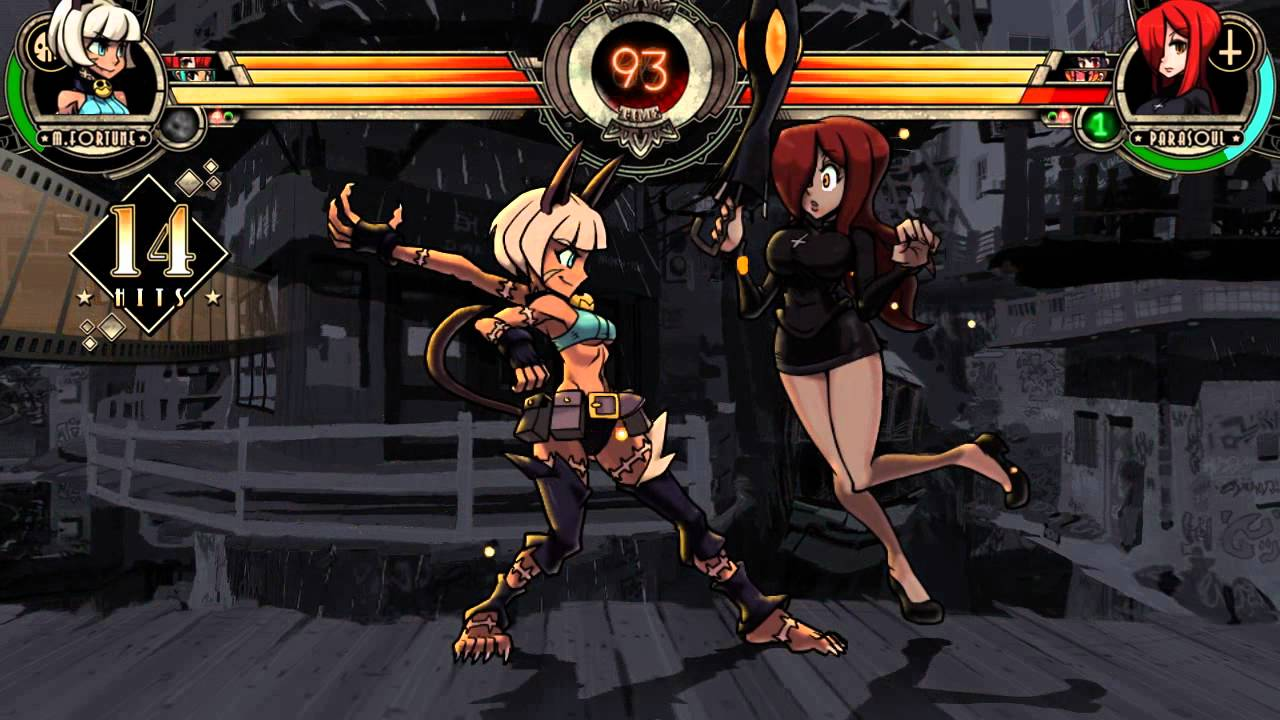Grappling With The Skill Curve Are Fighting Games Too