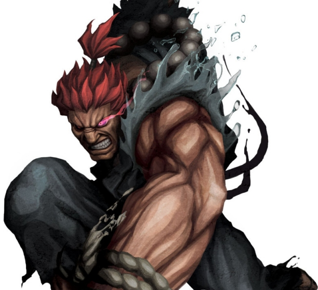 Street Fighter The Violent History Of Akuma Den Of Geek