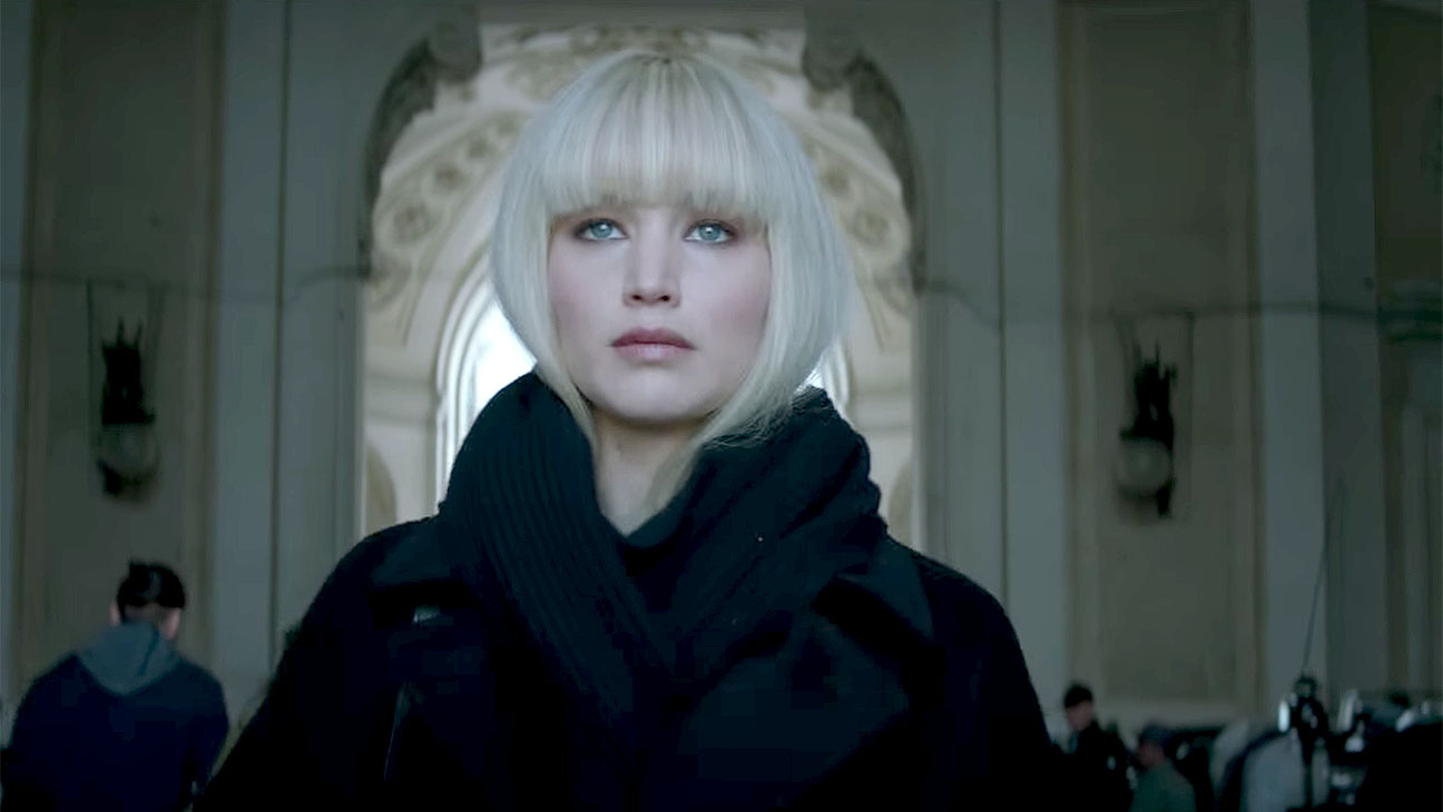 Red Sparrow: New Trailer