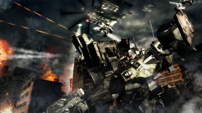 Armored Core From Software Confirms Development Of New Game Den Of Geek