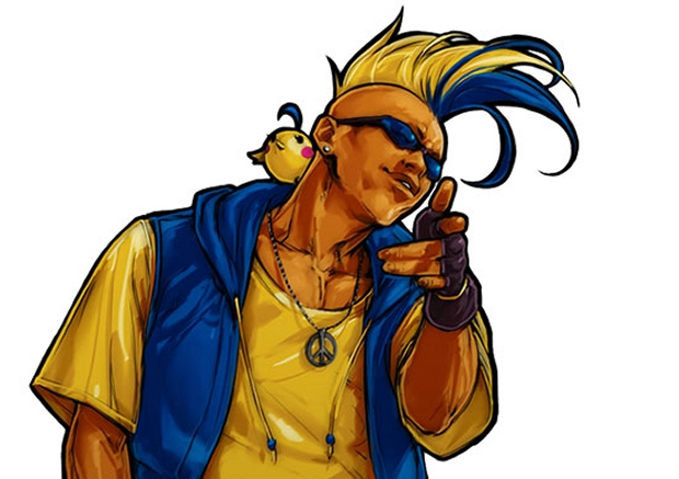 King Of Fighters Ranking All The Characters Den Of Geek