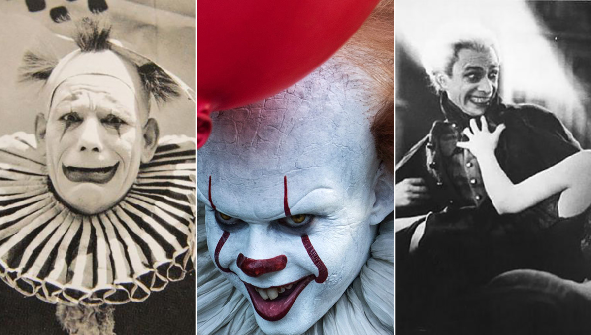 Creepy Clowns Are Nothing New A Brief But Disturbing History Den Of Geek