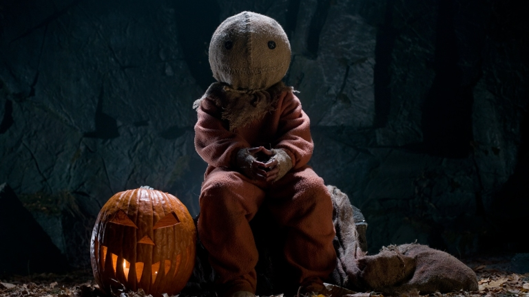 Sam from Trick r Treat Halloween Horror Icons
