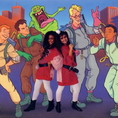 Real Ghostbusters Animated Series Soundtrack Album