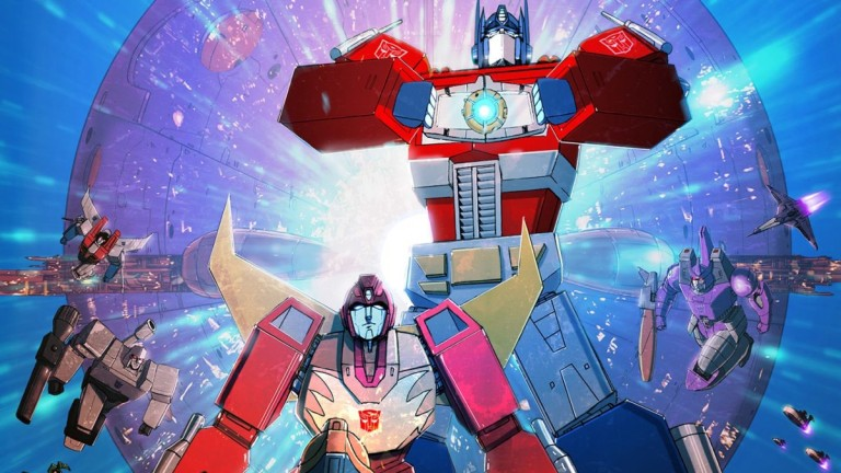 Transformers: The Movie (1986)