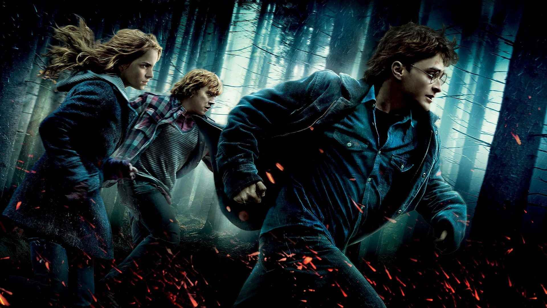 Harry Potter and the Deathly Hallows — Part 1