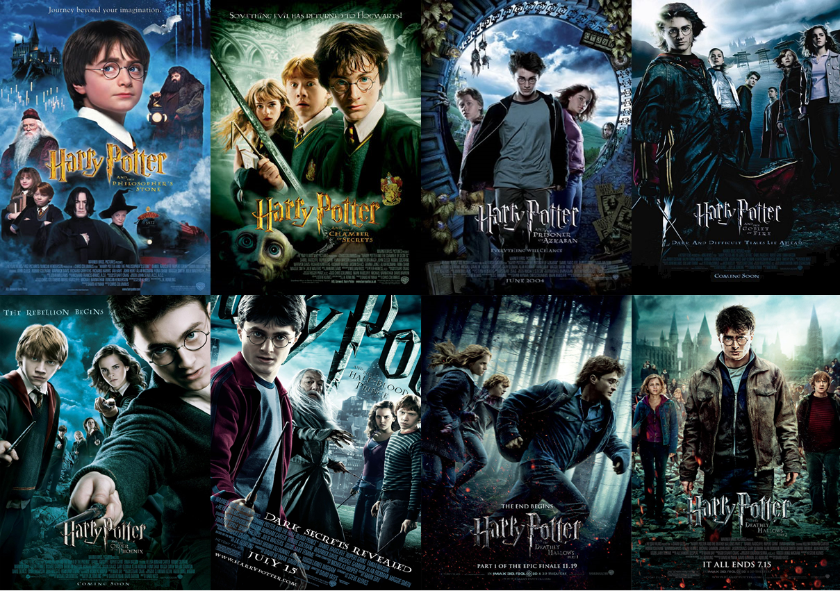 Harry Potter Movie Streaming Guide: Where to Watch Online | Den of Geek