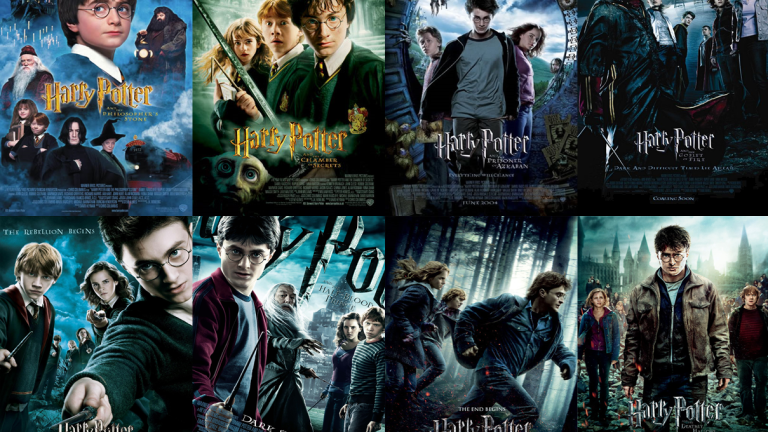 Harry Potter Movies - Where to Stream Online