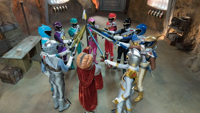 power rangers dino super charge edge of extinction review den of geek power rangers dino super charge edge