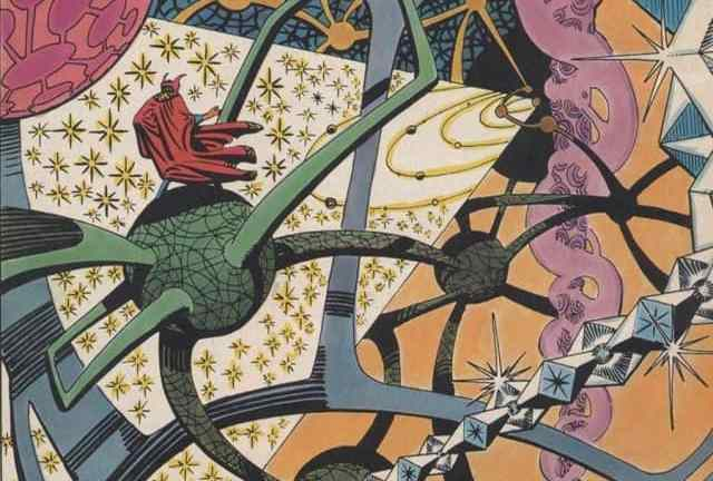 The Doctor Strange and Pink Floyd Connection