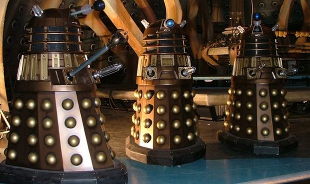 Doctor Who: revisiting each Doctor's first encounter with the Daleks - Den  of Geek