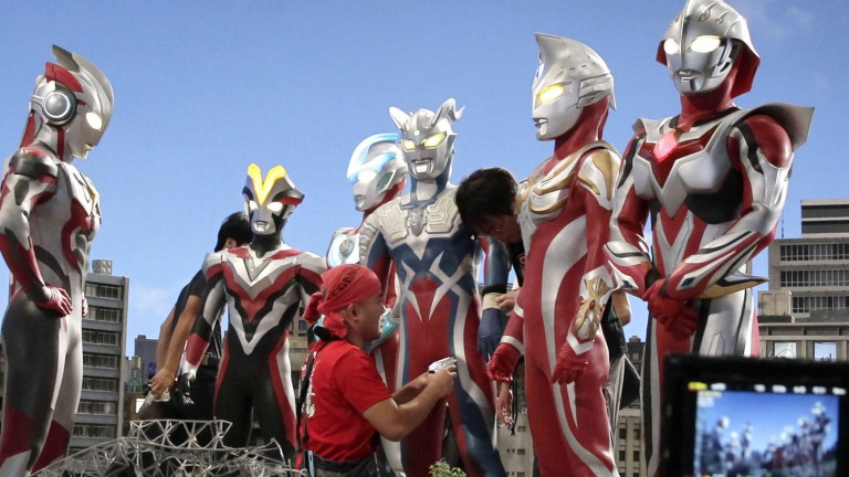 Ultraman X: The Movie