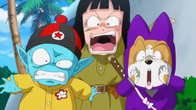 Dragon Ball Super Episode 4 Review Bid For The Dragon Balls Pilaf And Crew S Impossible Mission Den Of Geek