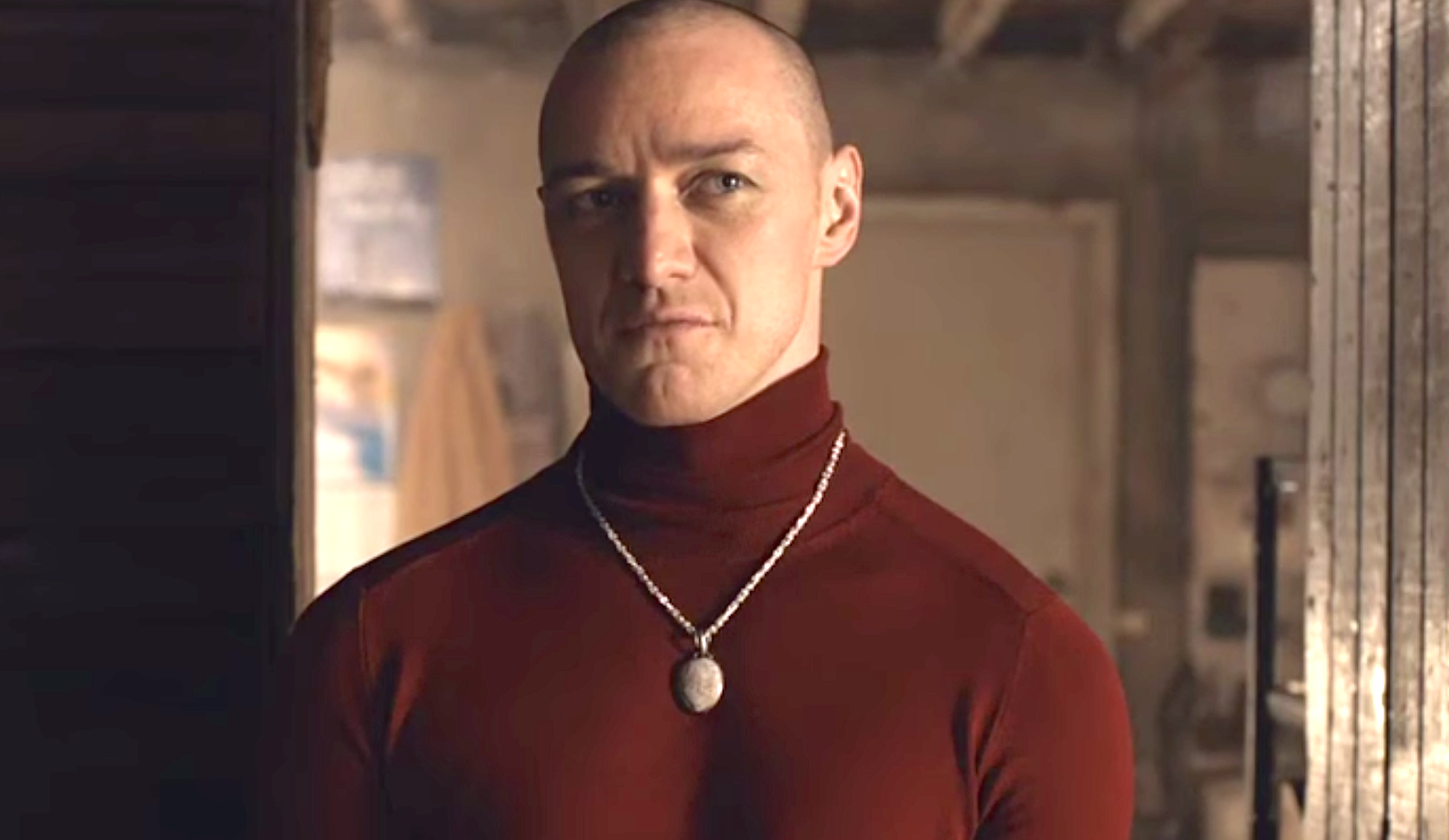 Split James Mcavoy On Playing Multiple Roles In The Shyamalan Horror Den Of Geek
