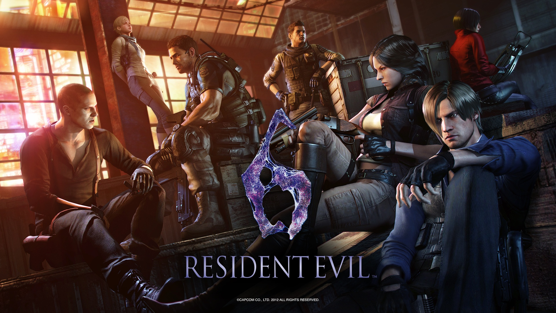 Why Resident Evil 6 Failed Den Of Geek