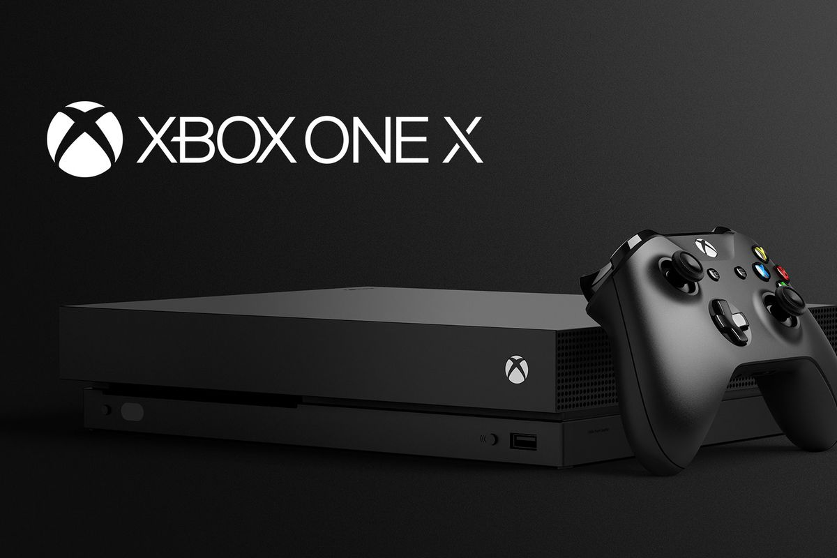 Xbox One X Release Date Specs Price Everything Else We Know Den Of Geek