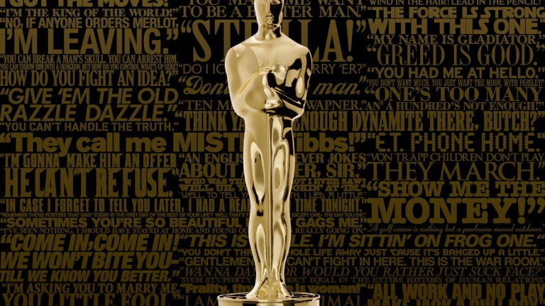 The 79th Oscars Poster