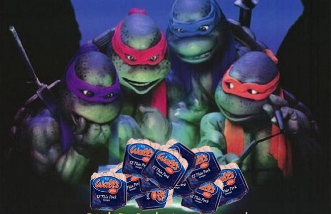 Why Sausages Were Cut Out Of Teenage Mutant Ninja Turtles 2 Den Of Geek