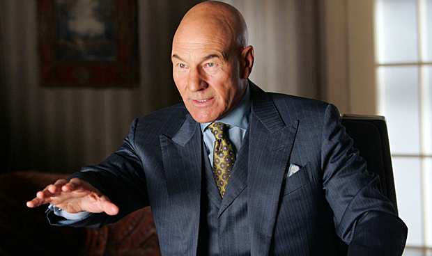 Charlie's Angels Cast - Sir Patrick Stewart