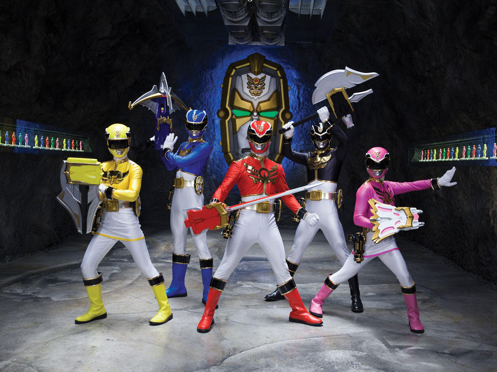 Power Rangers Megaforce The Season That Could Have Been Den Of Geek