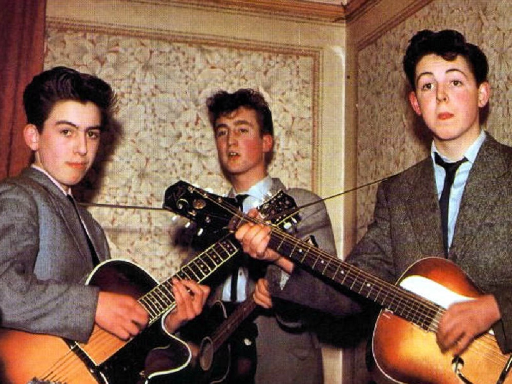 Earliest Film Footage Of The Beatles Shows Up On Youtube Den Of Geek