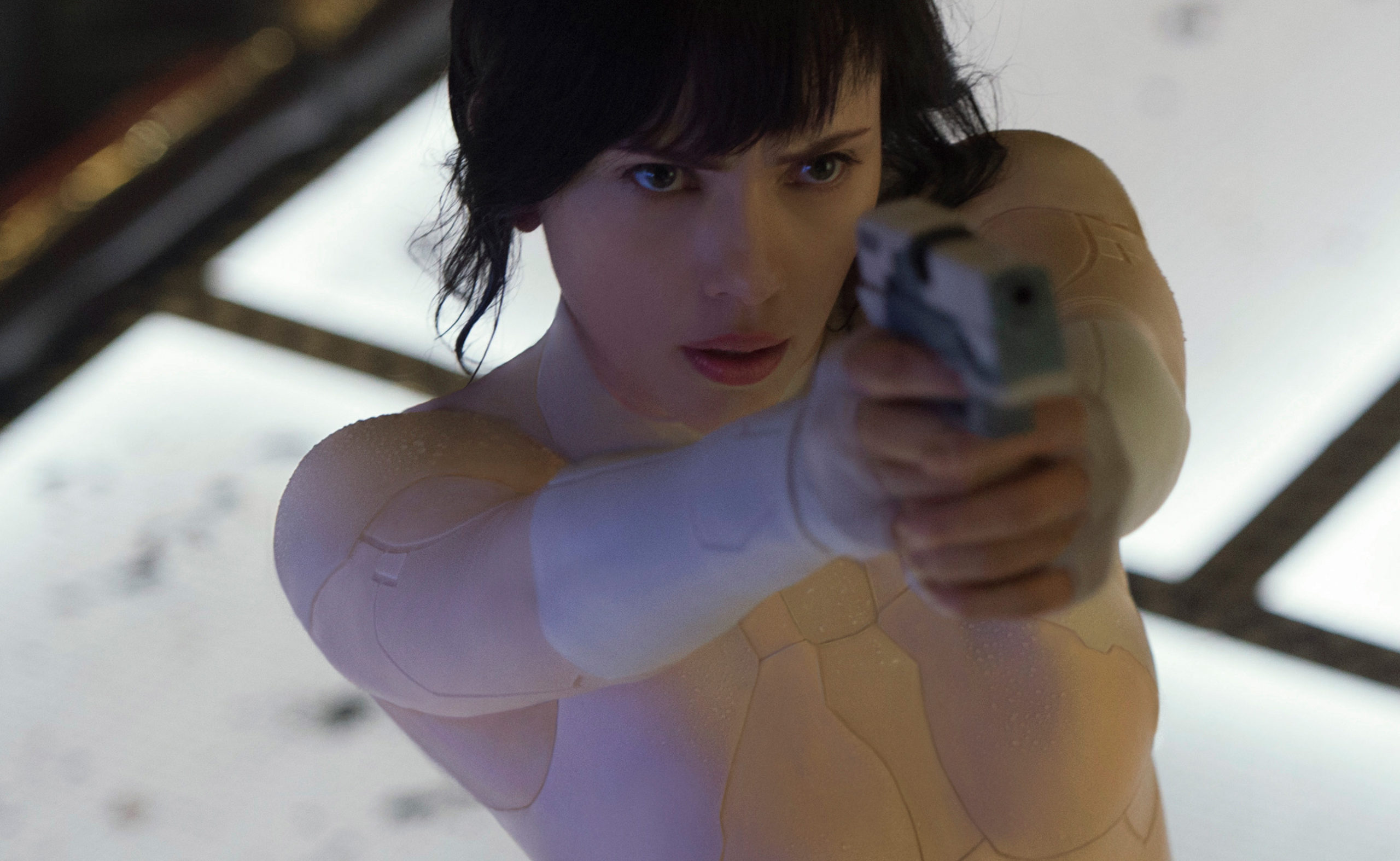 Ghost In The Shell Review Den Of Geek