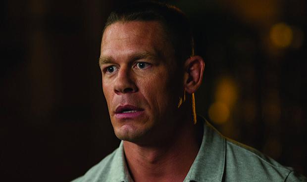 John Cena in Trainwreck; Universal Pictures