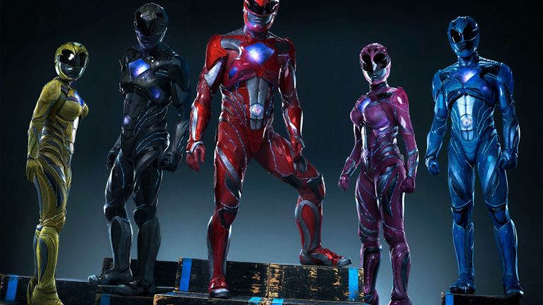 Power Rangers Movie Easter Eggs