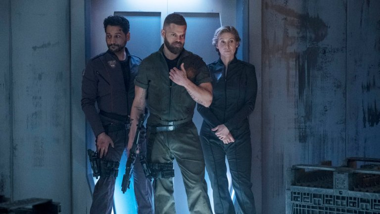 The Expanse Season 3 Reviews and Episode Guide
