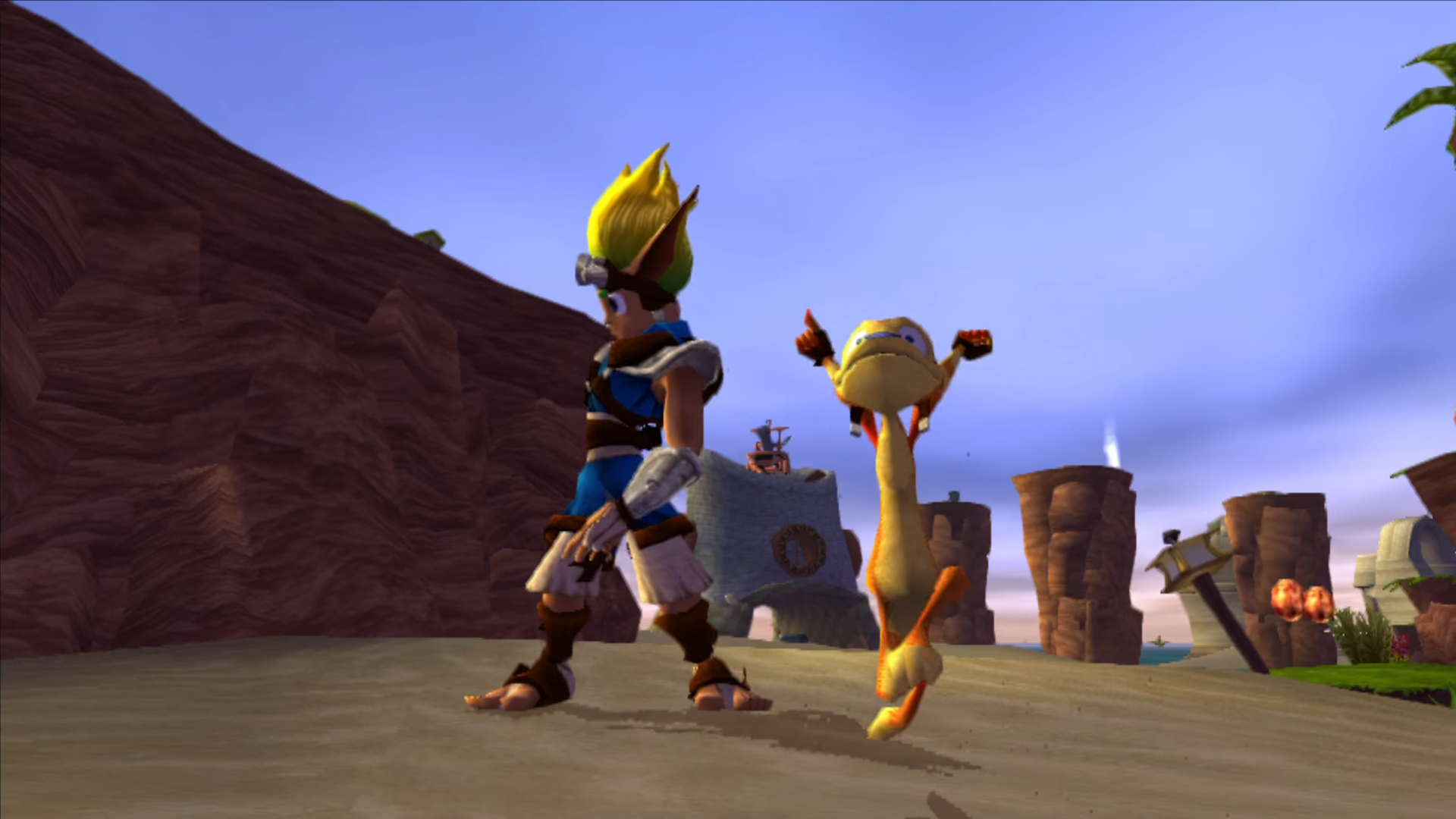 Jak And Daxter Franchise To Receive Hd Re Releases Den Of Geek