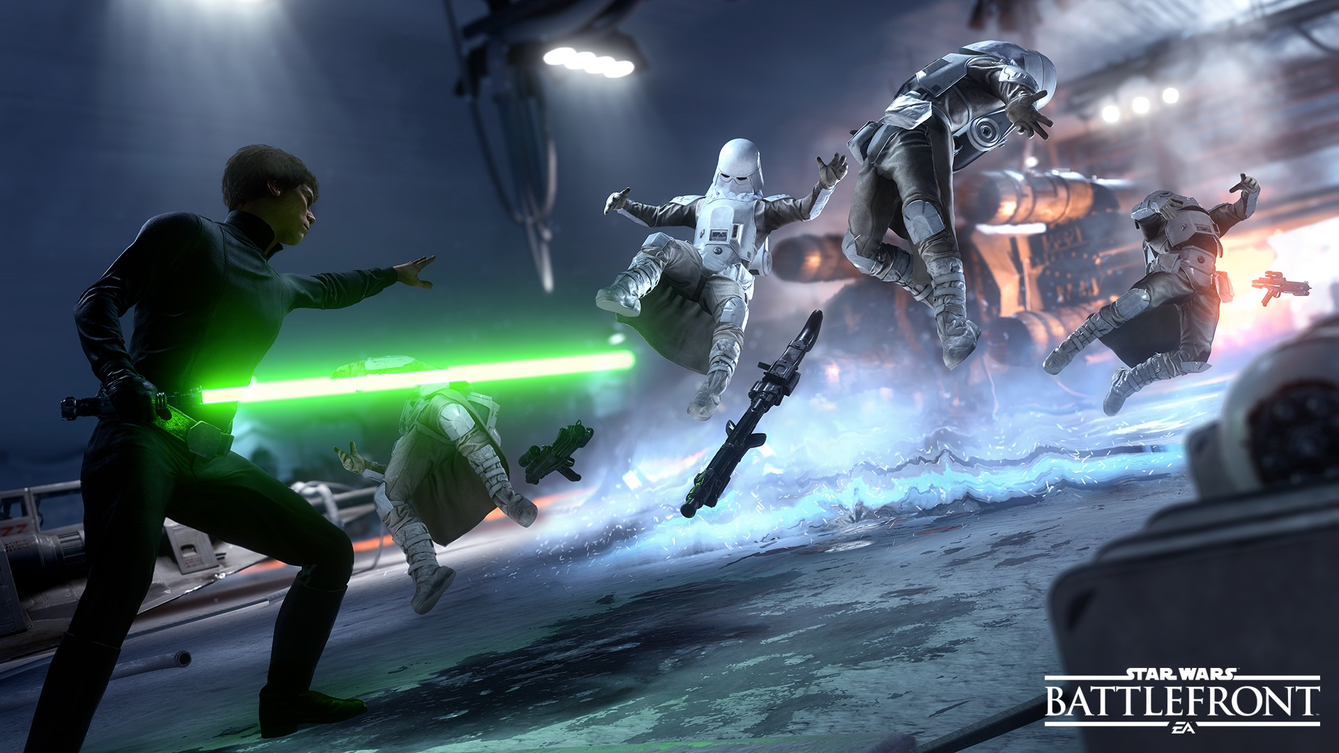 The Significance Of Star Wars Battlefront 2 S Story Den Of Geek