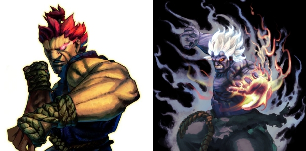 Get Fighting Game Characters Gif