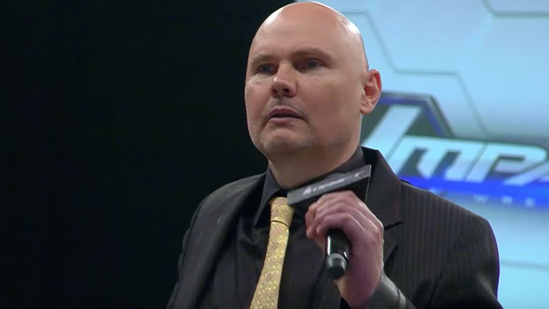 Billy Corgan Discusses Current Model Of Mainstream Wrestling
