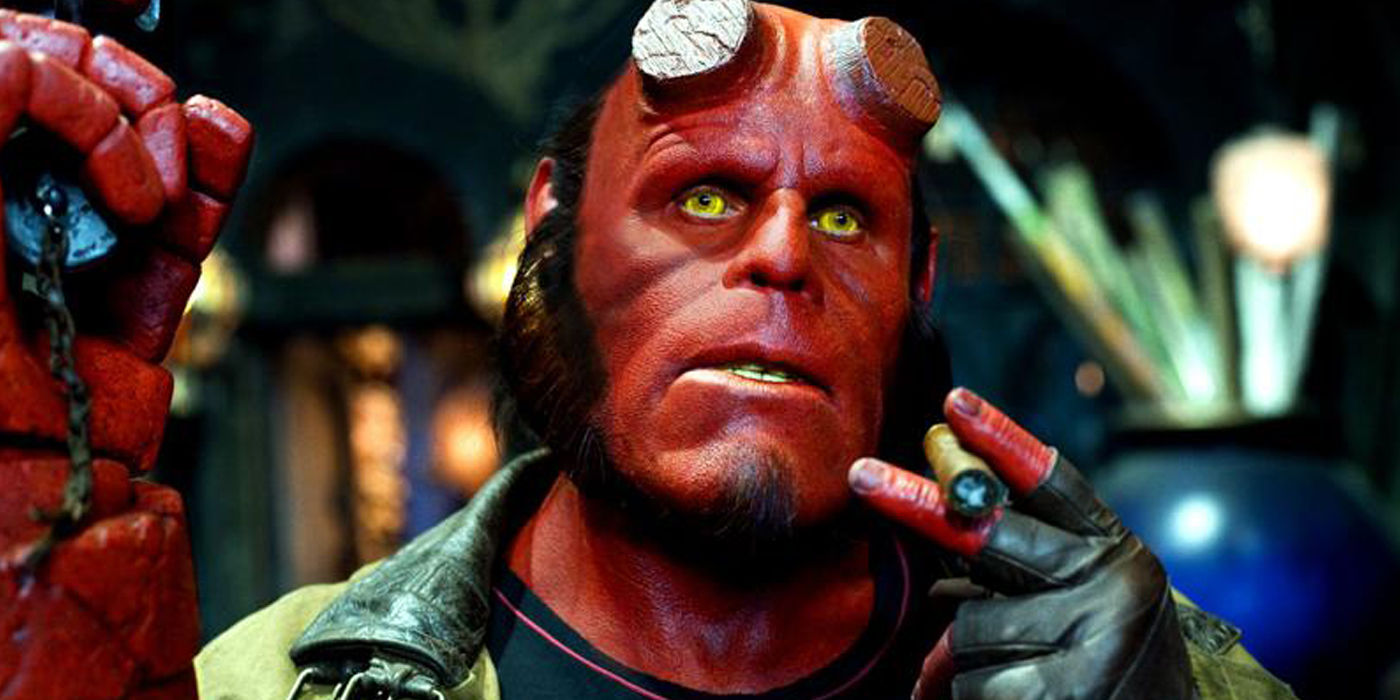 Guillermo del Toro's Hellboy 3: What Happened?