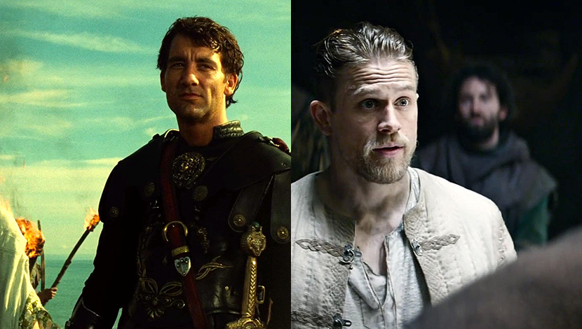 King Arthur In The 21st Century A Tale Of Two Box Office Disappointments Den Of Geek
