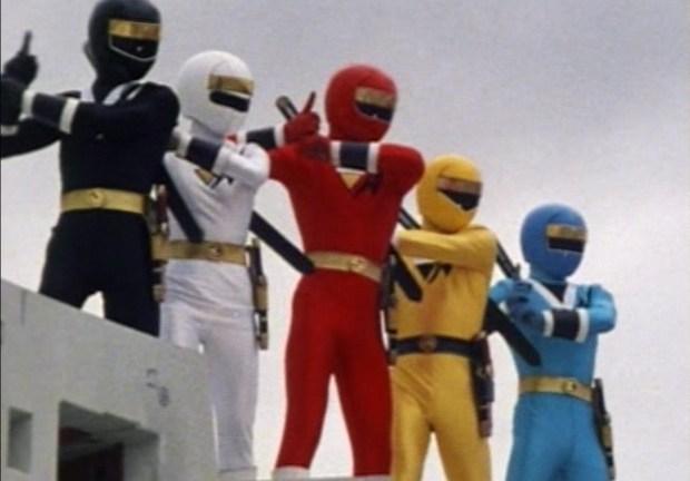 Ninja Sentai Kakuranger
