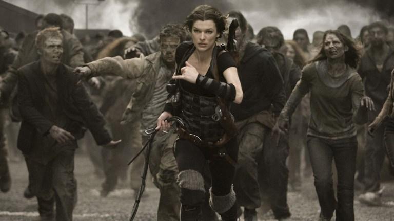 Resident Evil Movie Reboot News
