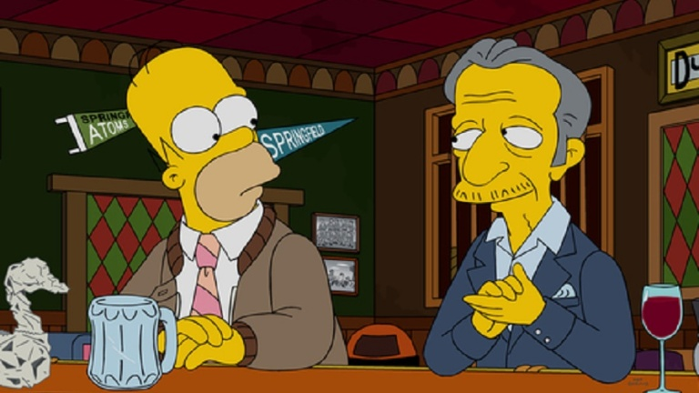 The Simpsons Season 28 Episode 21 Review Moho House Den Of Geek