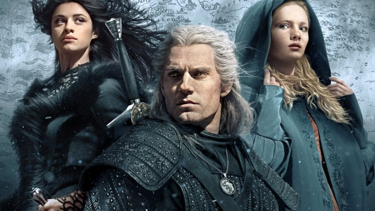 The Witcher Video Game