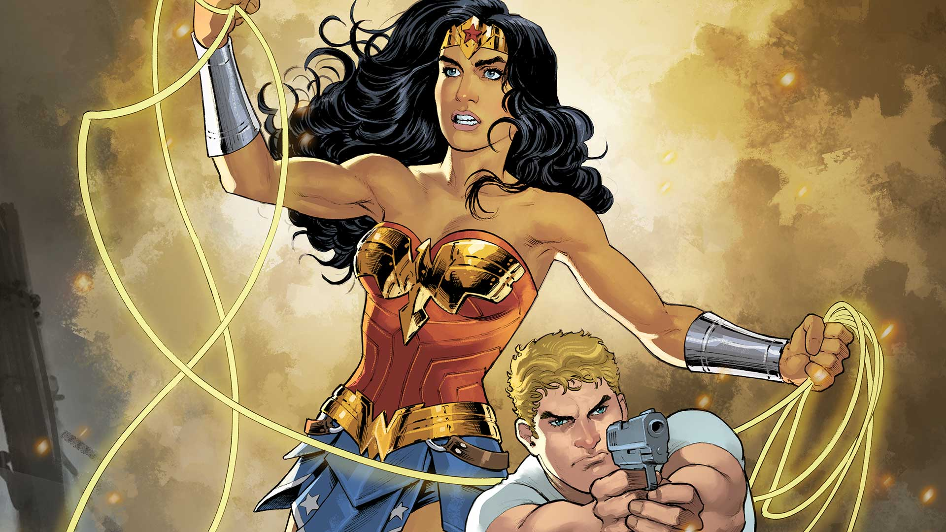 13 Characters We Want to See in Wonder Woman 2 - IGN