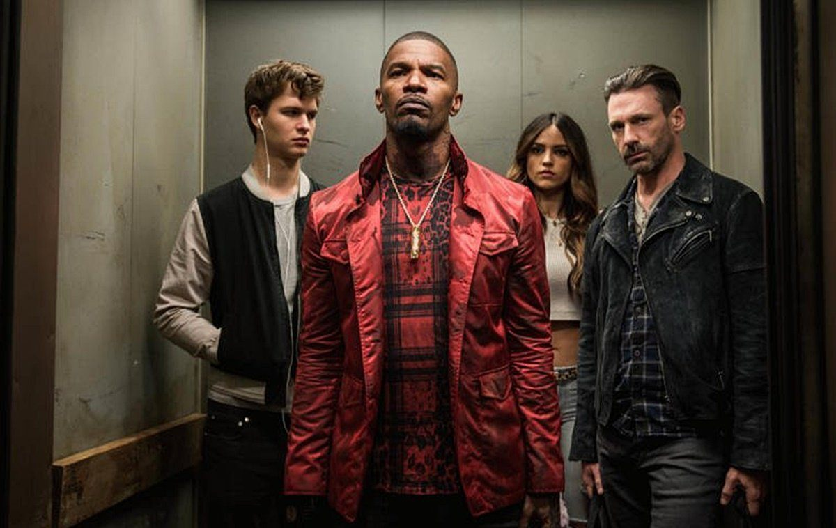 Baby Driver Review   Den of Geek