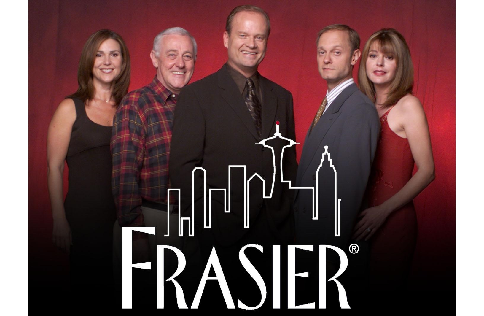 Celebrating Frasier Tv S Best Comedy Spinoff Den Of Geek