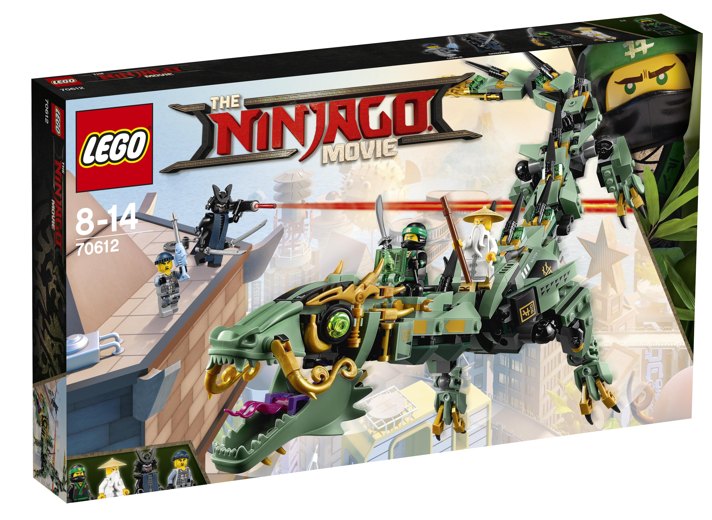 The Lego Ninjago Movie Inspires Lego Sets And Minifigures Den Of Geek
